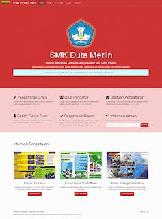 Source php Aplikasi PPDB Online SMA/MA/SMK