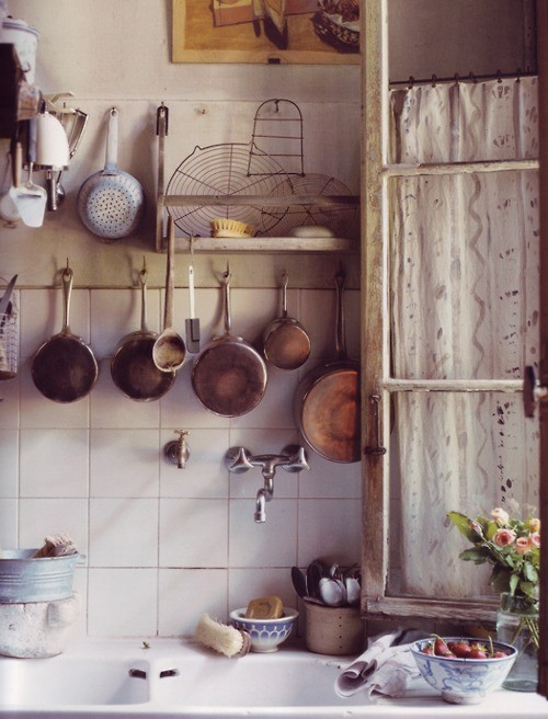 Mobili Per La Cucina Foto Youtube Pic-nic In The Garden: Kitchens: Bohemien Or Shabby?