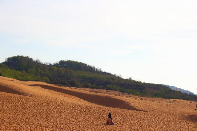 padang pasir di mui ne