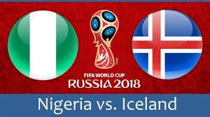 Tips Taruhan Bola Piala Dunia Islandia vs Nigeria