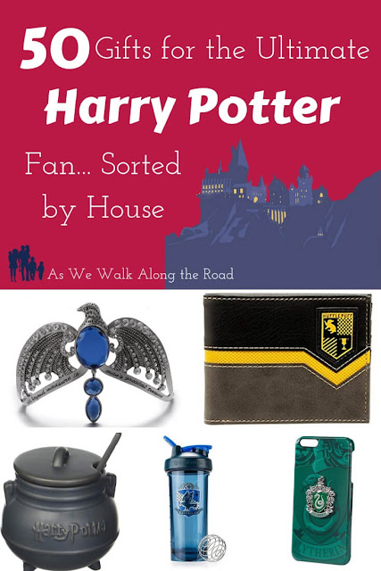 Ultimate Harry Potter Gift Guide for all Hogwarts houses