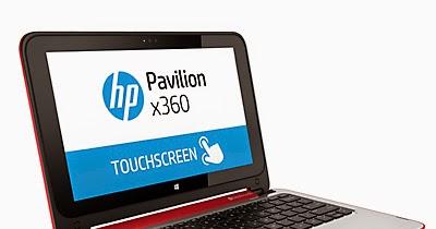 hp pavilion x360 driver update