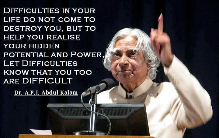 Best Inspirational Quotes By Abdul Kalam: Activating Thoughts: Picture Quotes By Dr.Apj Abdul Kalam