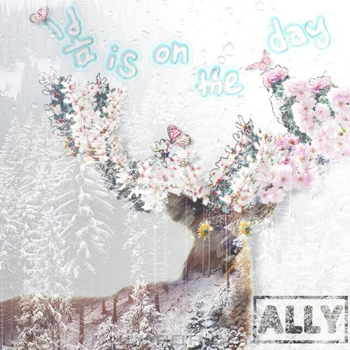 ALLY – 봄 is on the day – Single