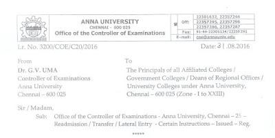 Anna university coe1.annauniv.edu