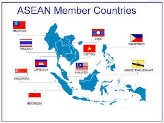Jumlah Negara ASEAN