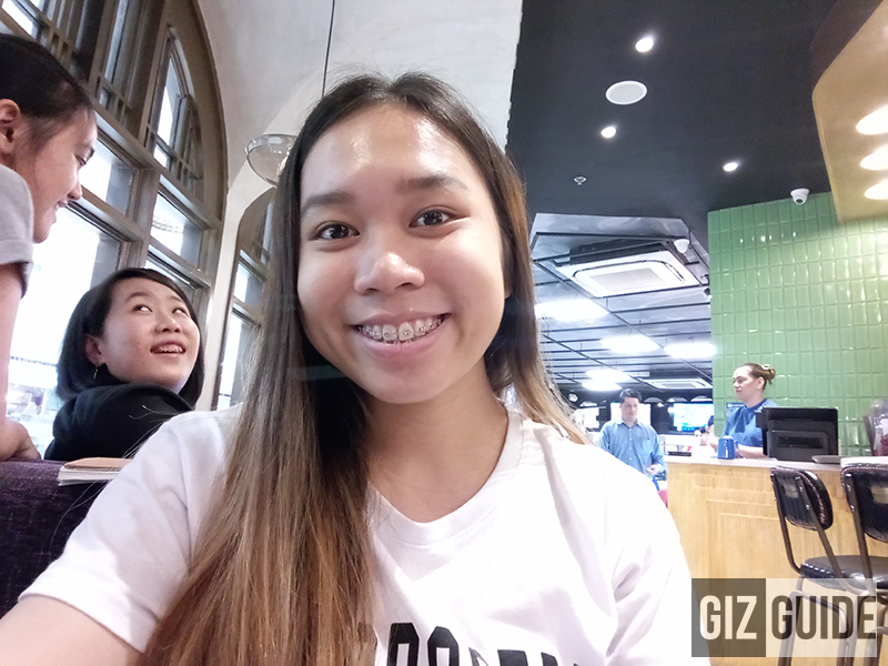 Indoor selfie 2