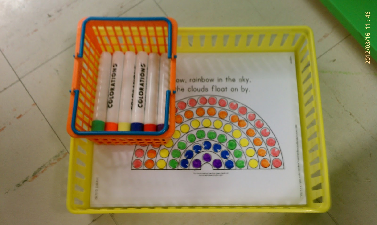 Lesson Plans To Pots And Pans At The End Of The Rainbow