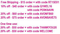 Avon Current Discount Codes