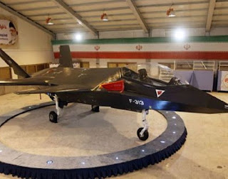 "Iran's Homemade ""Fighter"" Plane Nearly Ready 1"