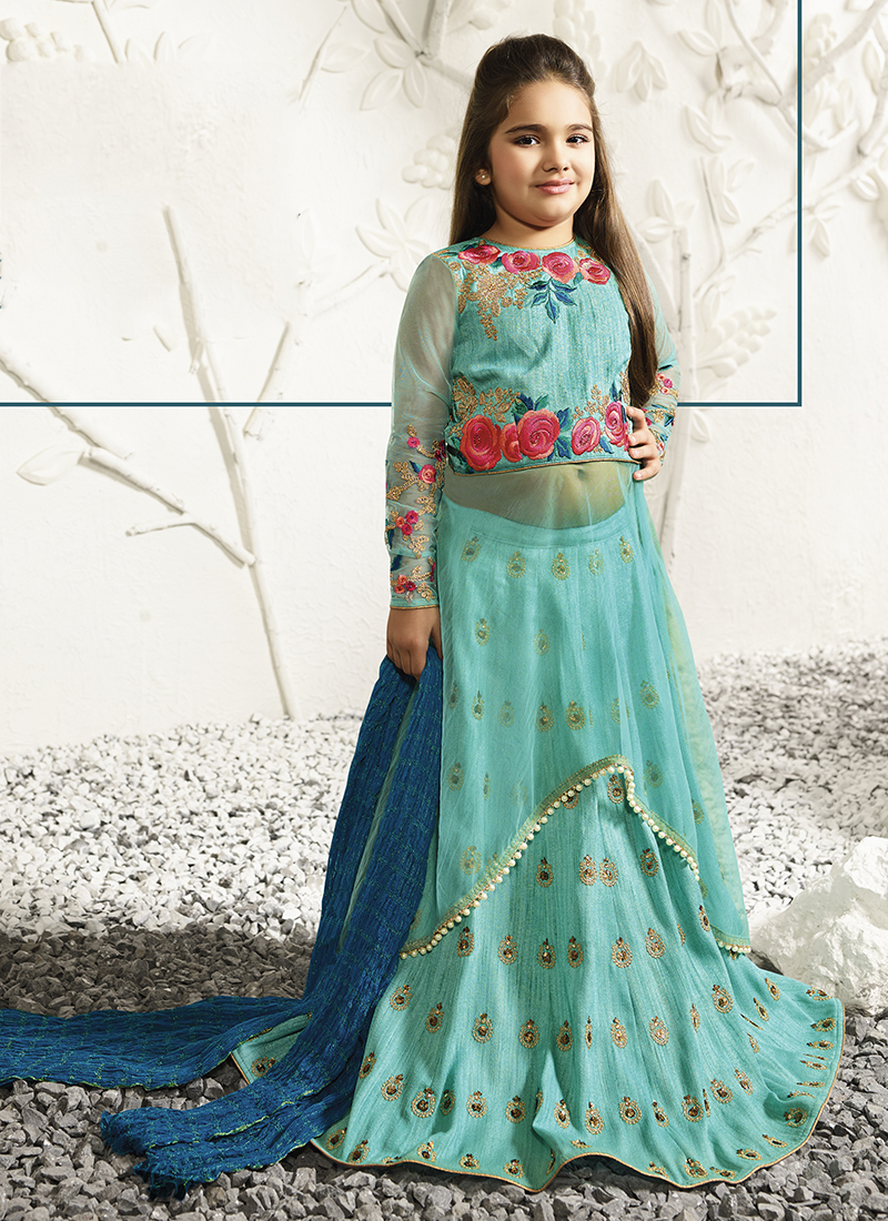 salwarboutique: wedding kids anarkali suits