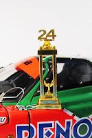 AUTOart 1991 Le Mans Winner Mazda 787b trophy 24 hour