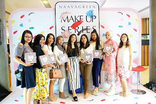 [EVENT REPORT] LAUNCHING NAAVAGREEN MAKE UP SERIES