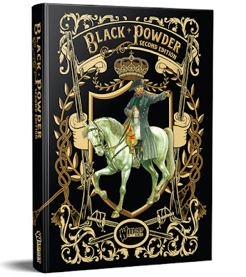Black Powder 2nd Edition from Warlord Games