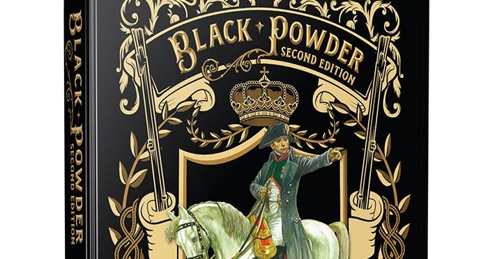 10mm Wargaming: Black Powder 2nd Edition from Warlord Games