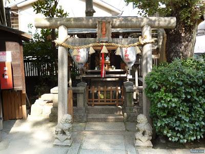 海老江八坂神社ゑびす神社