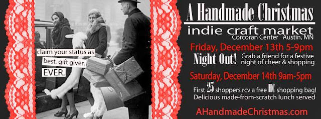 A Handmade Christmas Indie Craft Market