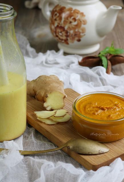 golden milk, ajurweda, naturalna medycyna, naturalne sposoby na odporność, daylicooking