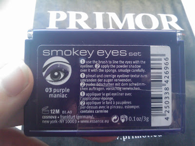smokey eyes essence