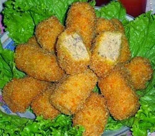 Nugget Ayam Tahu: Resep Nugget Tempe Enak Empuk