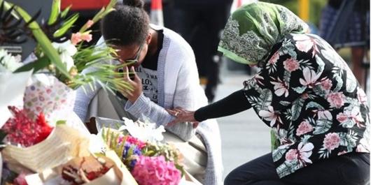 Penembakan di Masjid Selandia Baru, Seniman Sumbar dan Anaknya Akan 'Jalani Operasi Kedua'