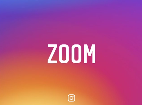 終於!Instagram推出「Zoom」功能,圖片、影片都可縮放