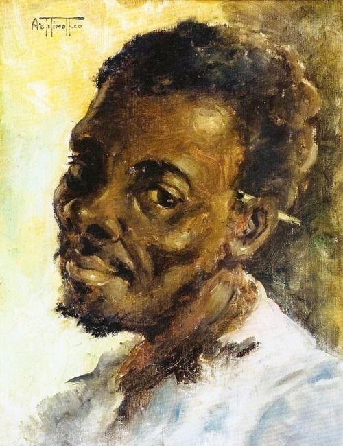 Artur Timóteo da Costa - Retrato