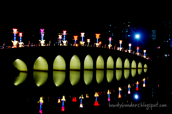 bowdywanders.com Singapore Travel Blog Philippines Photo :: Singapore :: The Lantern Festival in the Chinese Garden, Singapore
