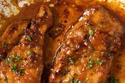 HONEY GARLIC CHICKEN BREAST