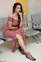 Diksha Panth in a Deep neck Short dress at Maya Mall pre release function ~ Celebrities Exclusive Galleries 021.JPG