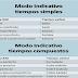 50 EJEMPLOS DE ORACIONES EN MODO INDICATIVO