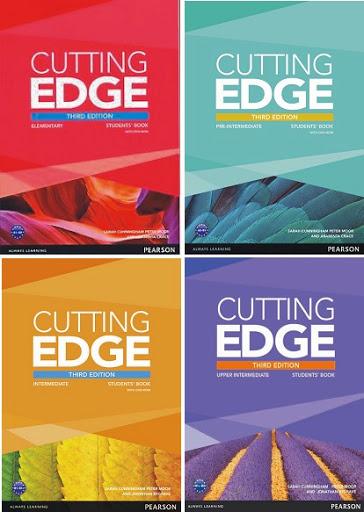 Cutting Edge English Book