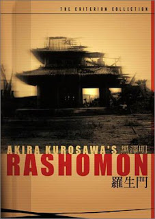 Rashomon movie poster