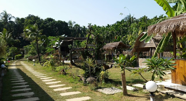sampan eco resort