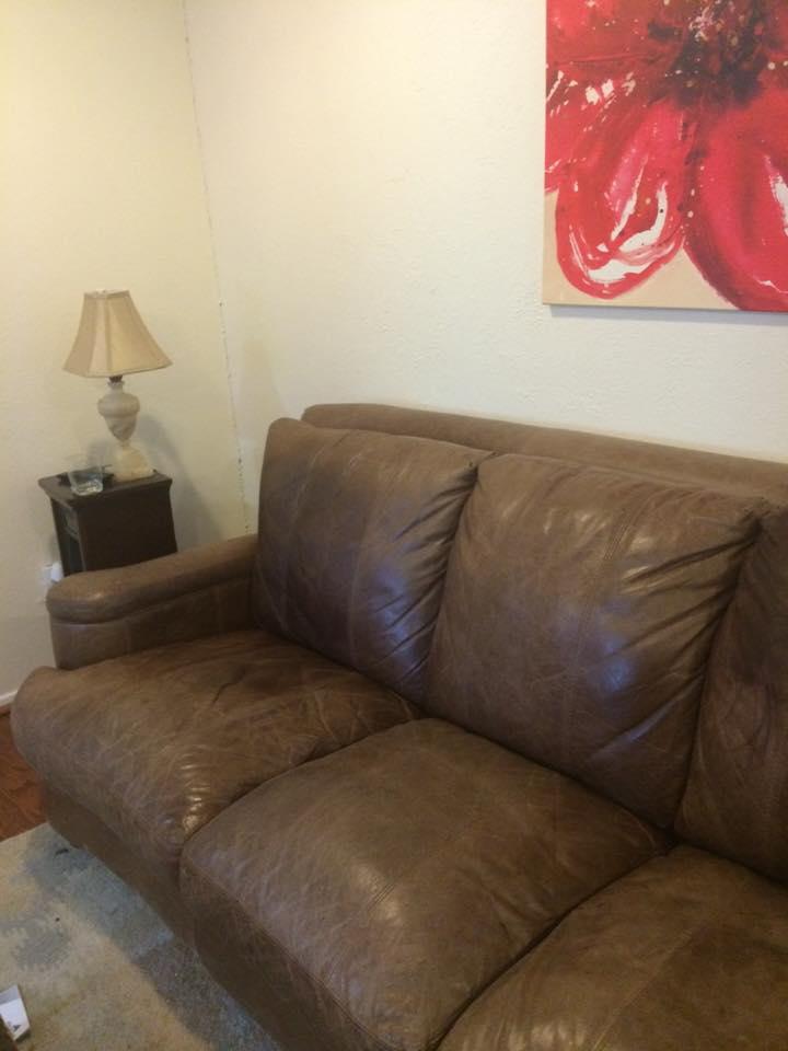 Texas Revamped By Teresa Rub N Restore Inc Leather