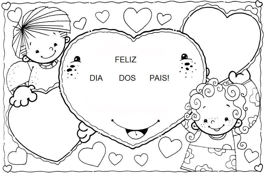 Blog Professor Zezinho 20 Cartoes Para Dia Dos Pais Prontos Para