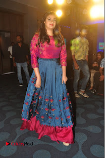 Actress Keerthi Suresh Stills at Remo Success Meet  0137.JPG