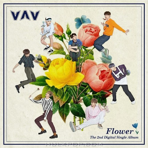 VAV – Flower (You) – Single