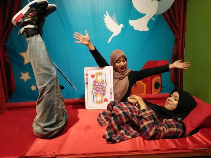 Magic World Penang Tarikan Best di Pulau Pinang