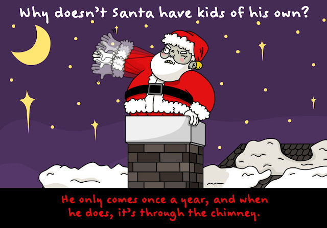 Christmas Day Jokes 2018