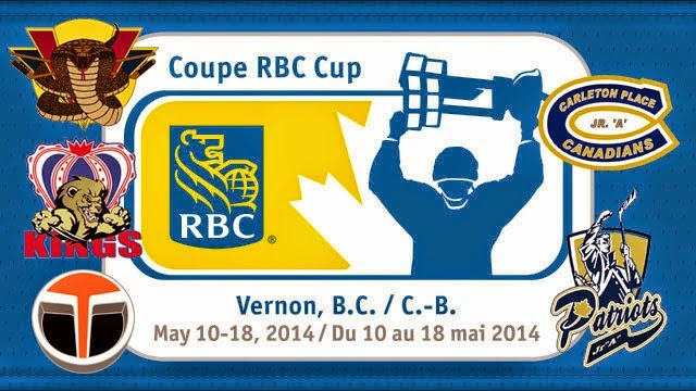 2014 RBC Cup Hosts