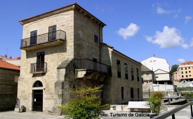 Albergue de Peregrinos de Redondela, Rota Portuguesa do Caminho de Santiago
