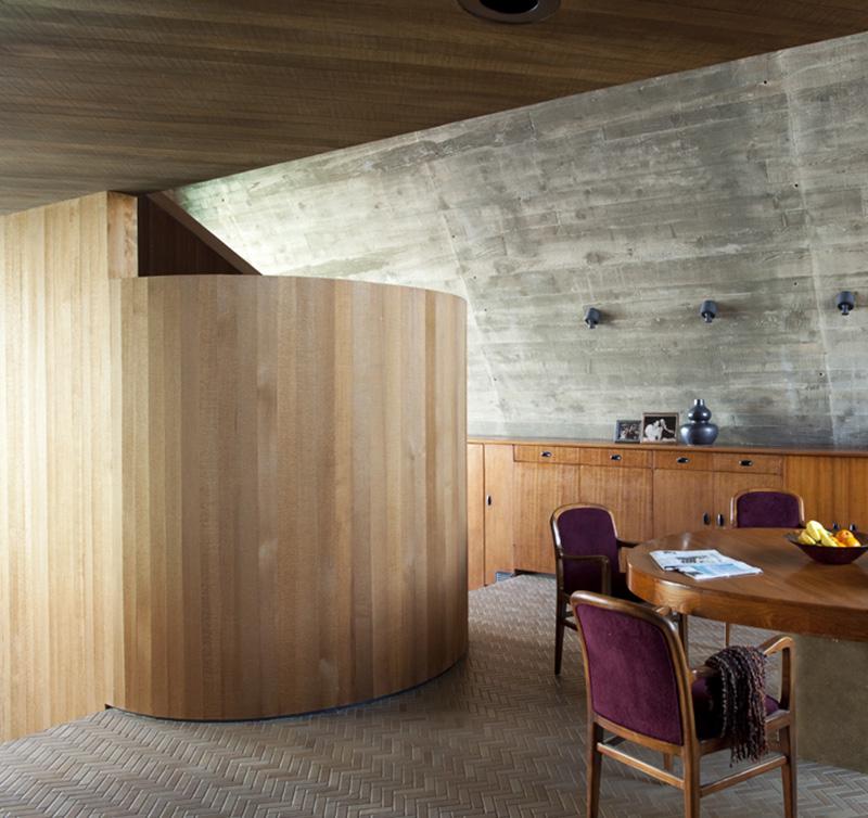 If It's Hip, It's Here (Archives): John Lautner's Stevens House Gets John Lautner Malibu House Plan Html on
