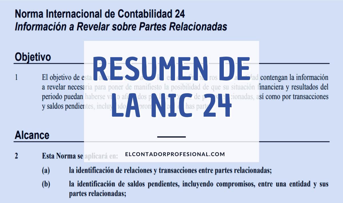 resumen nic 24