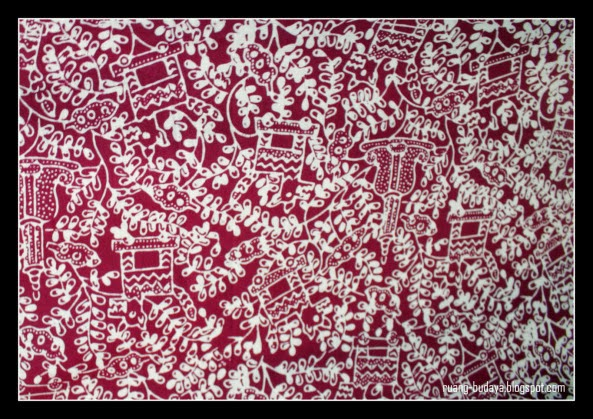 Macam macam batik: Batik Semarang