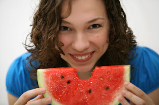 Can an IC patient eat watermelon?