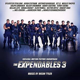 The Expendables 3 Nummer - The Expendables 3 Muziek - The Expendables 3 Soundtrack - The Expendables 3 Filmscore