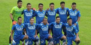 Empat Pemain Persib Absen Melawan PSM Makassar