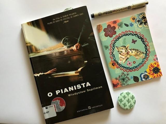 Livro O Pianista