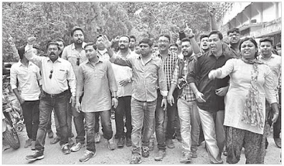 35 Trinamul Youth committee members resigned